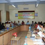 Orientation workshop with stakeholders  for mitigate  declining sex ratio